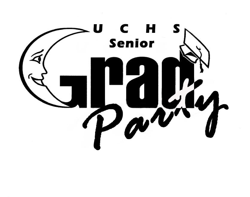 Senior Grad Party logo